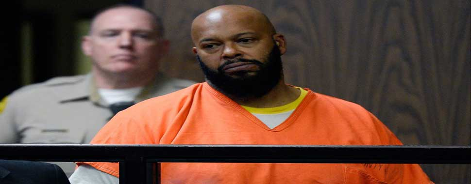 "Marion ""SUGE"" Knight charged with MURDER"