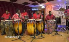 Mishpka Drummer perform We're Gonna Praise