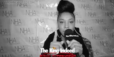 Rapper MISS NANA discusses her Music & her Grind