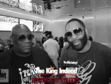HITTING THE STREETS [HIGHLIFE ENT with TREACH at Don Coqui]