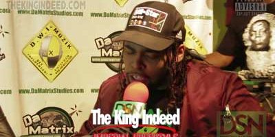 IMPERIAL FREESTYLE [CHRIS RIVERS at Damatrix Studios]