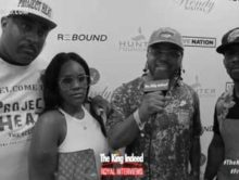 PROJECT HEAT at Wendy Williams All White Party