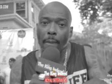 TREACH at Naughty By Nature's 25th Anniversary Party