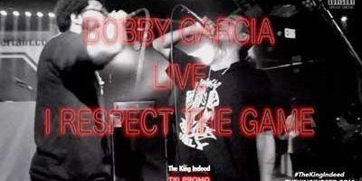 BOBBY GARCIA performs I RESPECT THE GAME at Blackthorn 51