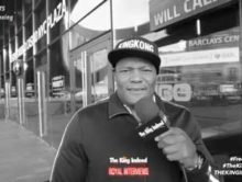 "LUIS ""King Kong"" ORTIZ calls out DEONTAY WILDER"