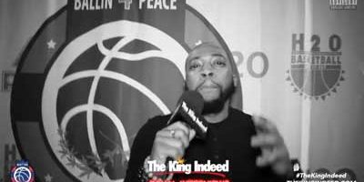 H2O talks with TheKingIndeed during Ballin 4 Peace Bowling edition